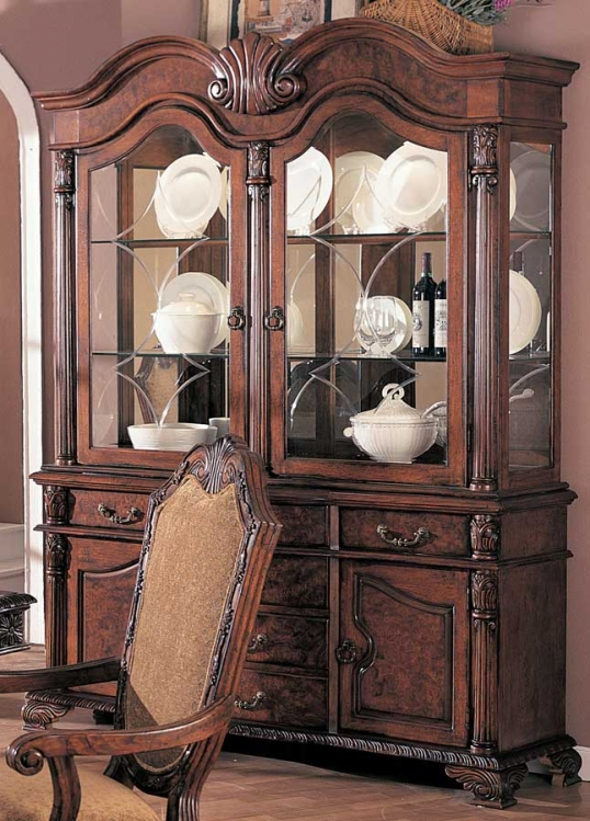 Saint Charles China Cabinet - Coaster