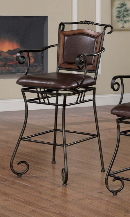 100159 Bar Stool - Coaster