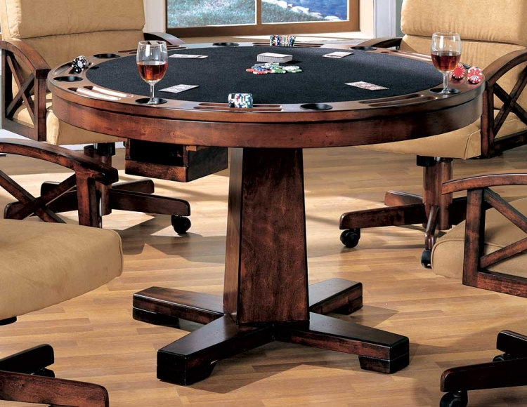 Marietta 3-in-One Game Table - Coaster