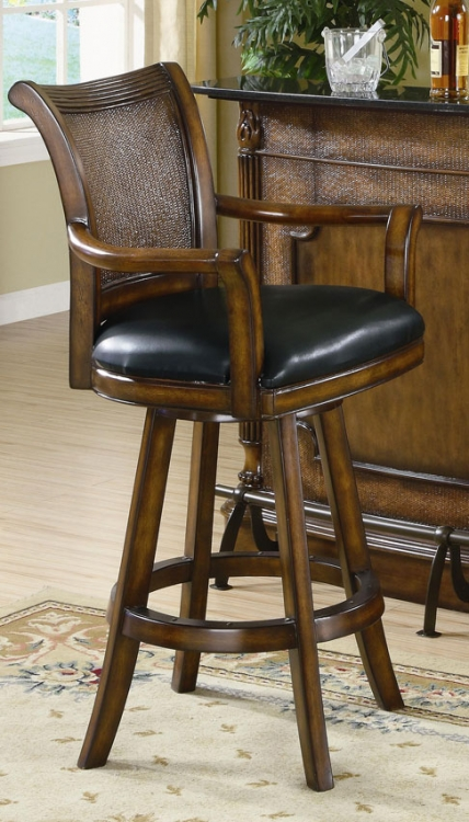 Clarendon Bar Stool - Coaster