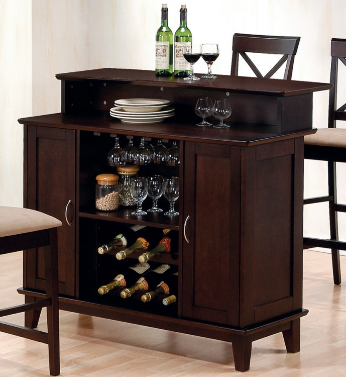 Mix and Match Bar Unit - Coaster