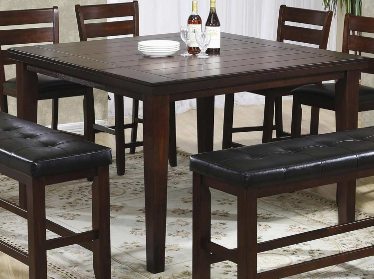 Imperial Counter Height Dining Table with 18in Leaf