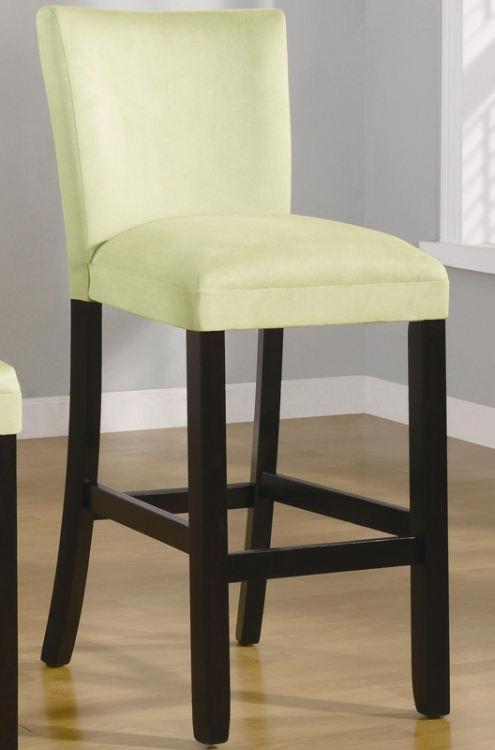 Bloomfield 29 Inch Barstool - Light Green - Coaster