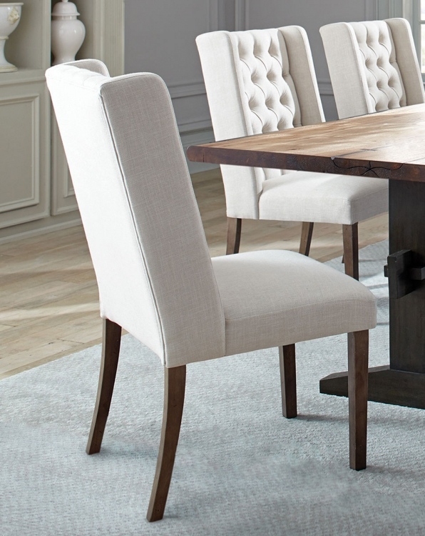 Burnham Side Chair - Beige