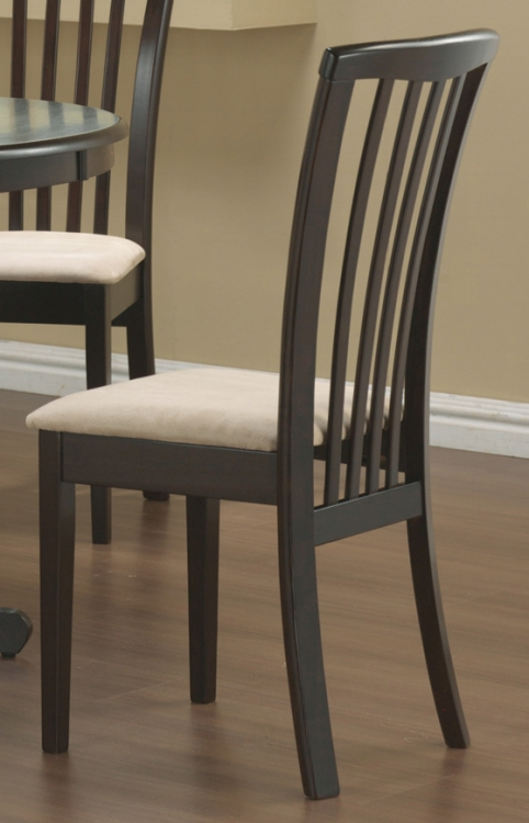 Brannan Dining Chair - Cappucino - Coaster