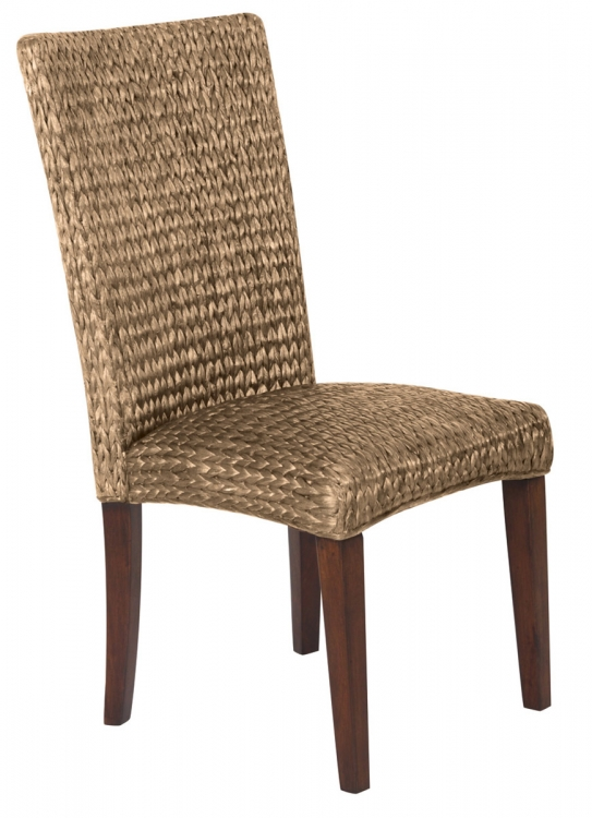 Westbrook Woven Side Chair - Natural