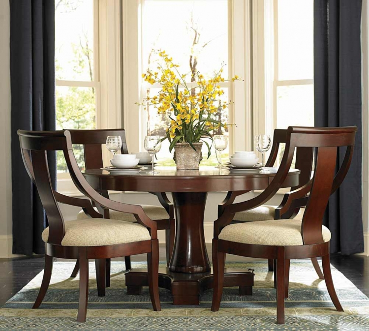 Crest Round Dining Collection
