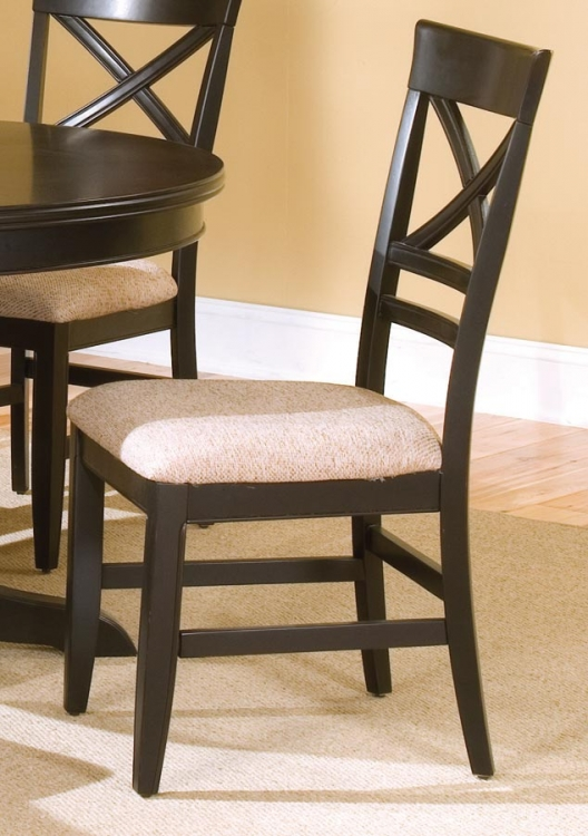 Sheldon Side Chair - Black