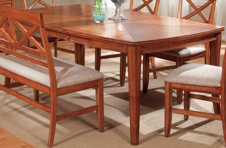 Sheldon Dining Table - Walnut
