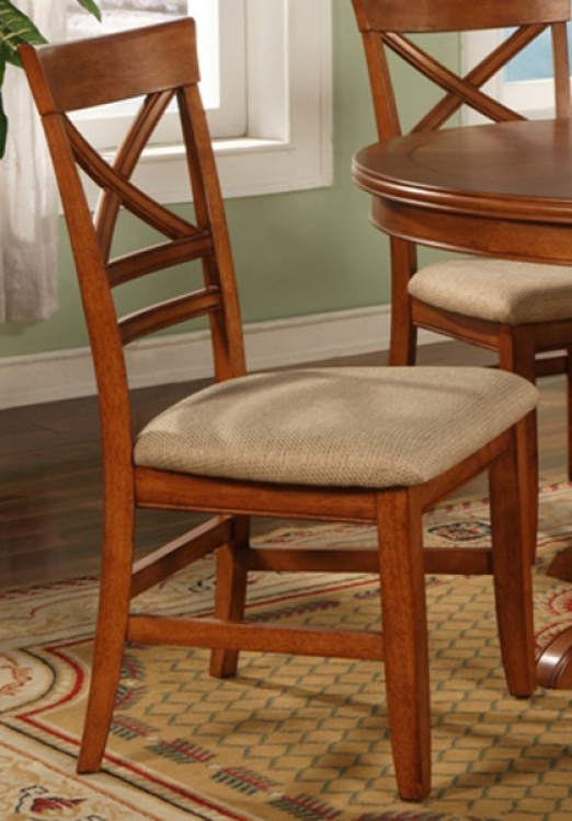 Sheldon Side Chair - Walnut