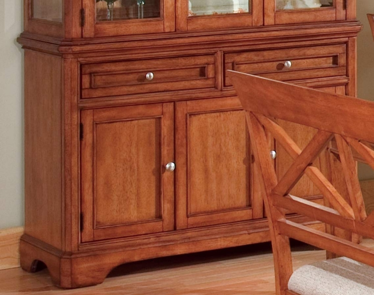 Sheldon Buffet Server - Walnut