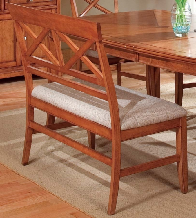Sheldon Bench - Walnut