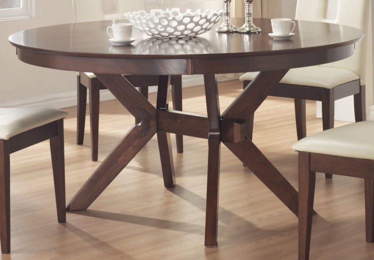 Coral Round Dining Table