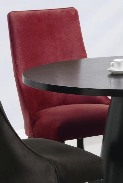 Amhurst Chair - Brick Red