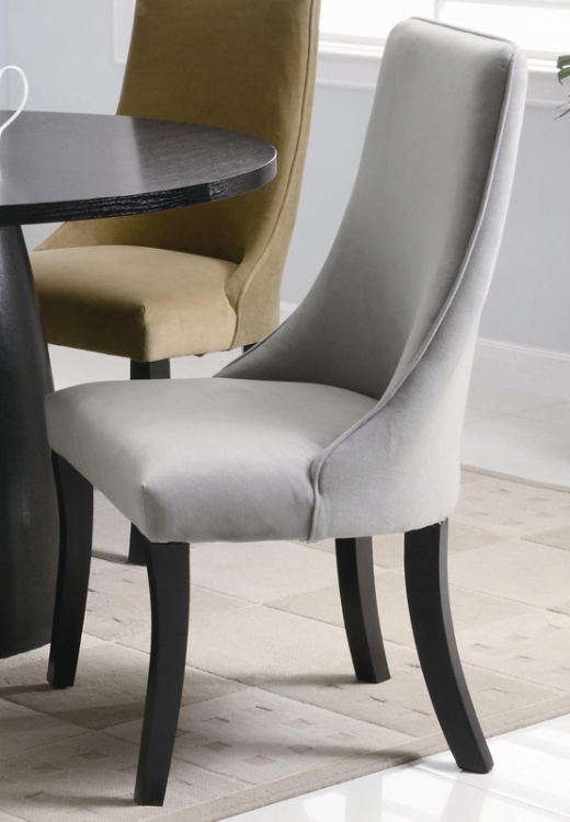 Amhurst Chair - Gray - Coaster