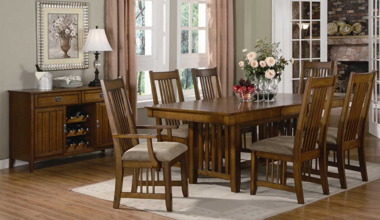 Burton Dining Set - Coaster