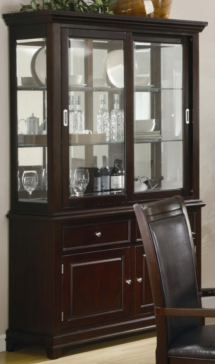 Ramona China Cabinet - Coaster
