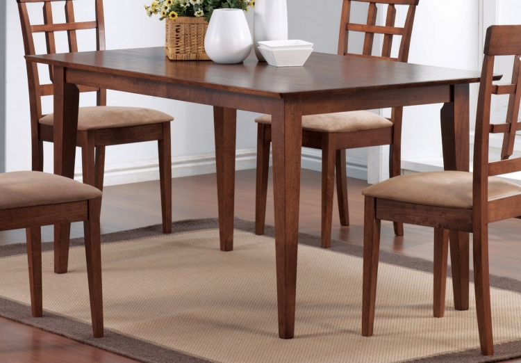 101771 Dining Table - Chestnut