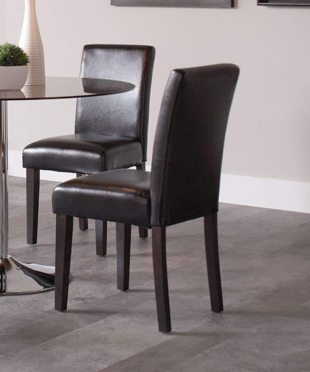 Clemente Side Chair - Black