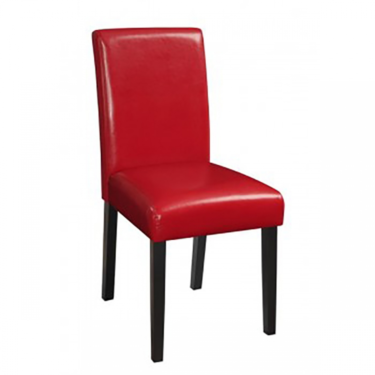Clemente Side Chair - Red