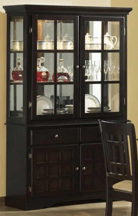 Baldwin China Cabinet - Coaster