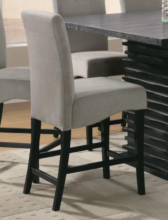Stanton 24 Inch Counter Stool - Gray