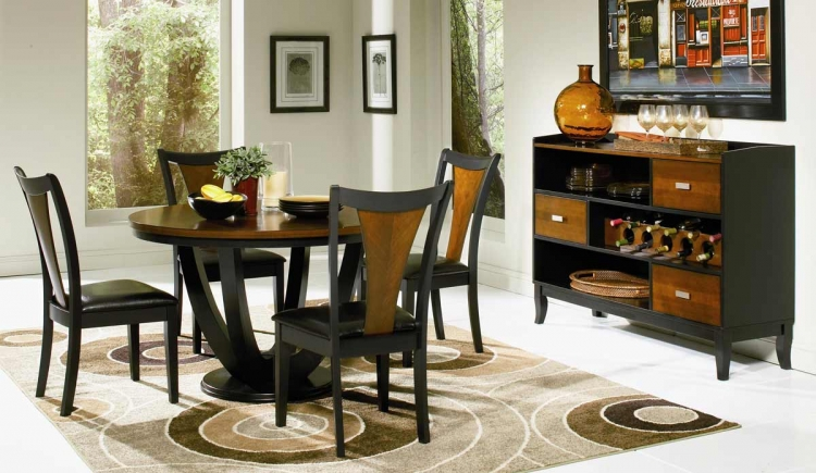Boyer Round Dining Set - Coaster