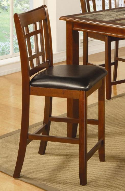 Counter Height Rectangular Dining Set : Coaster Buckingham Rectangular Counter Height Dining Set ...