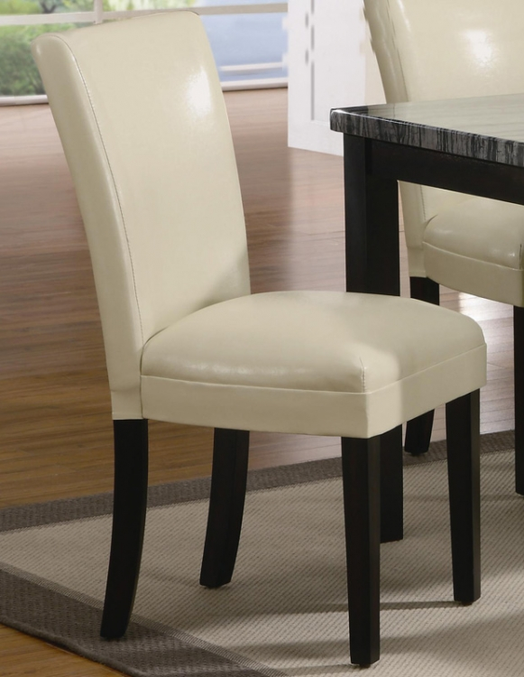 Carter Upholstered Dining Side Chair - Cream