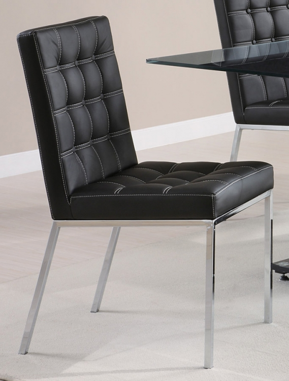 Rolien Chrome Dining Chair