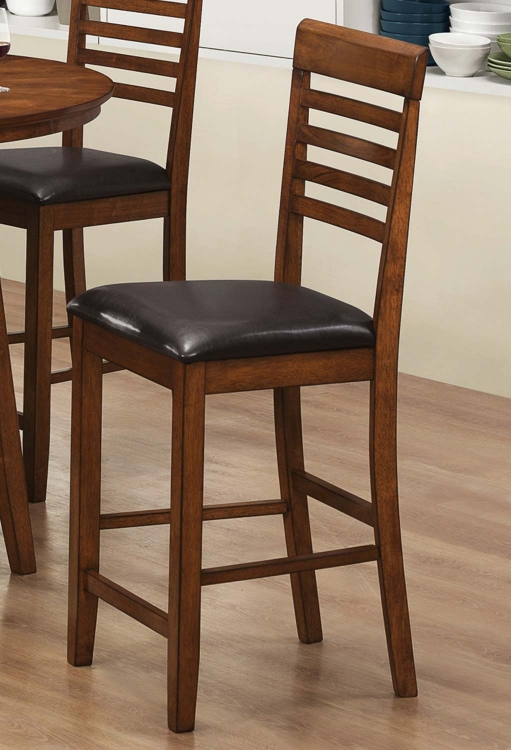 Knoxville Counter Height Stool - Oak
