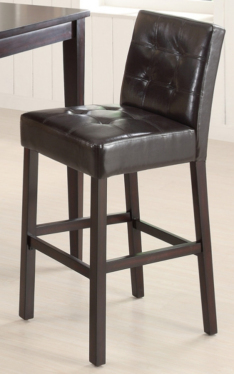 102576 Stool - Brown