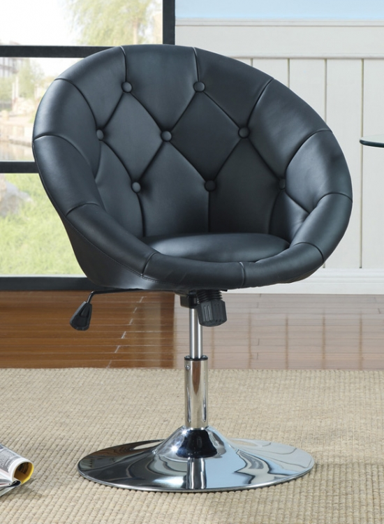 10258X Swivel Chair - Black