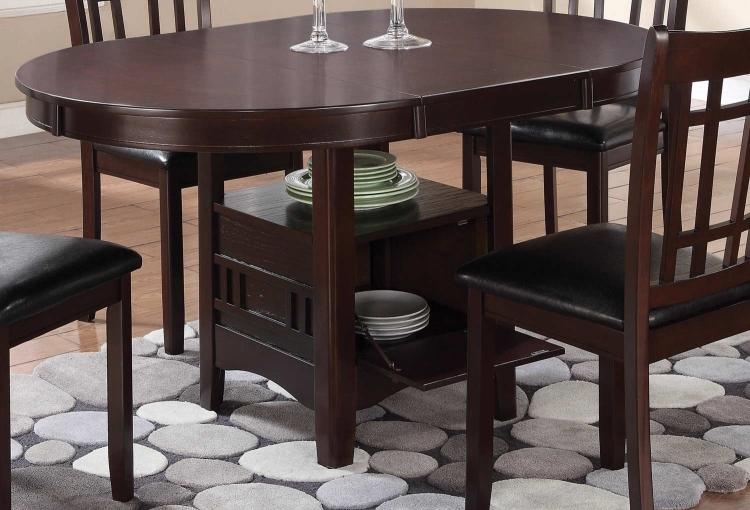 Lavon Dining Table - Espresso