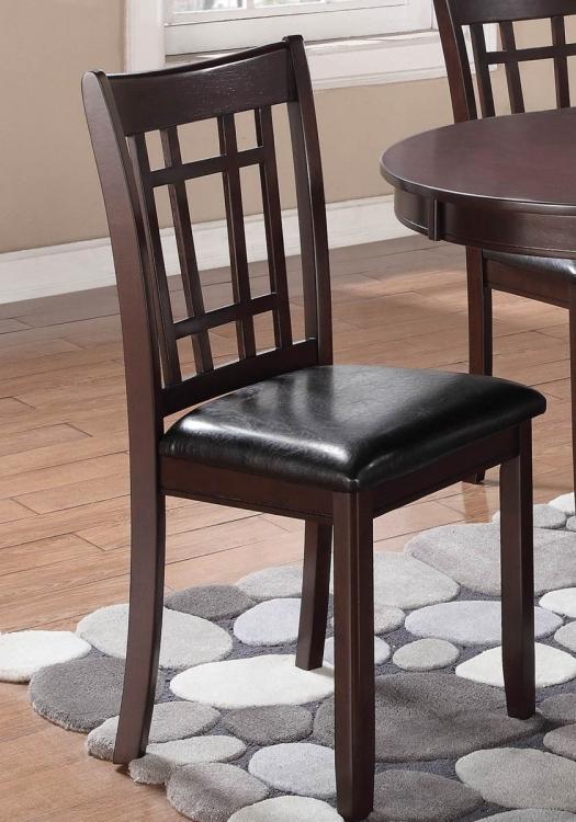 Lavon Side Chair - Espresso