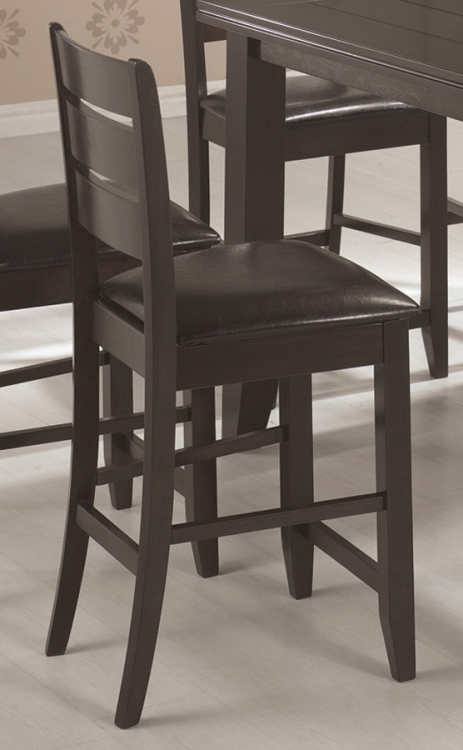 Page Counter Stool - Cappuccino