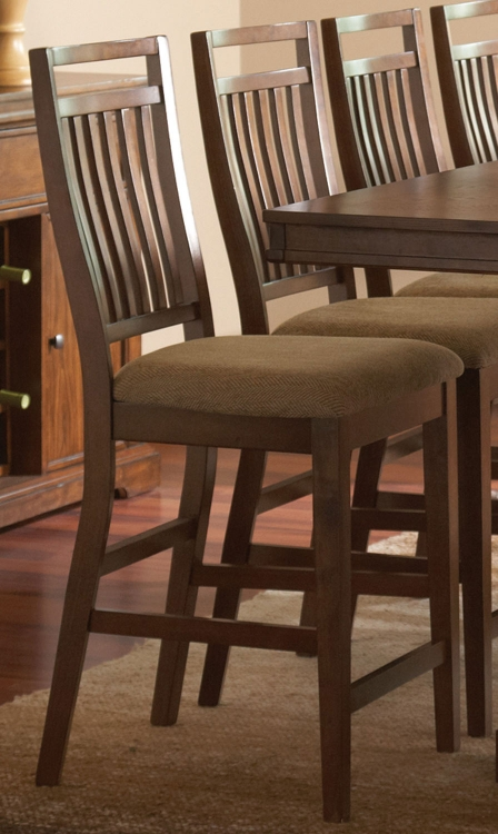 Dorris Counter Height Stool - Warm Oak