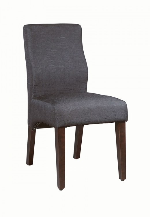 102836 Side Chair - Black