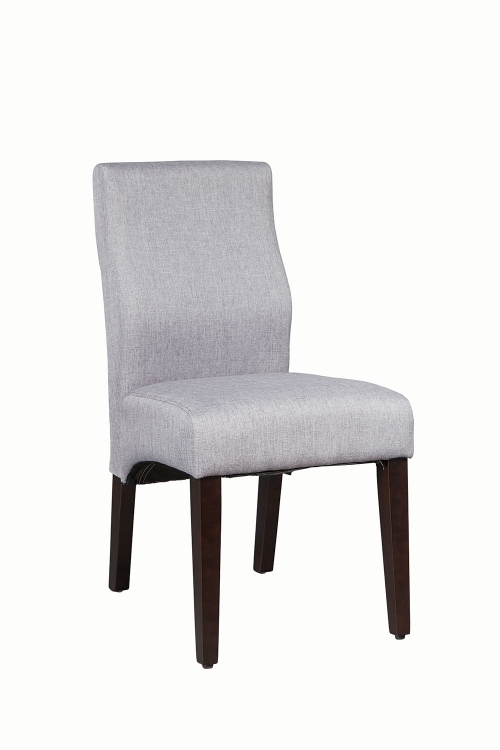 102837 Side Chair - Grey