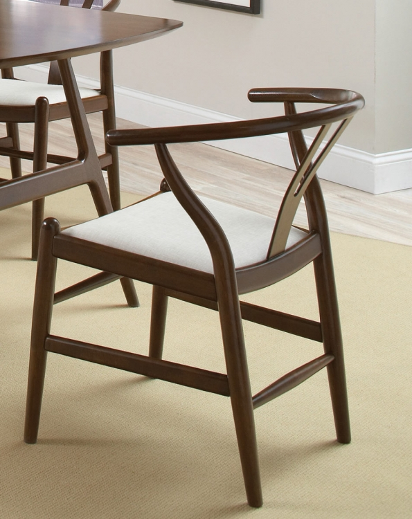 Kersey Side Chair - Chestnut