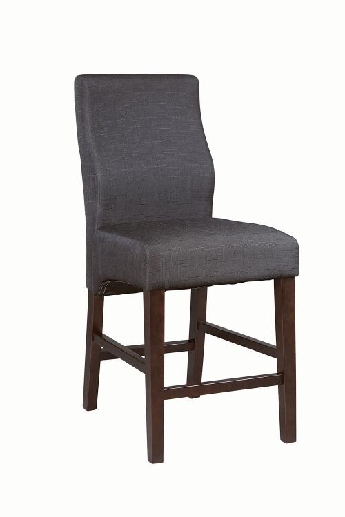 Dorsett Counter Height Chair - Black