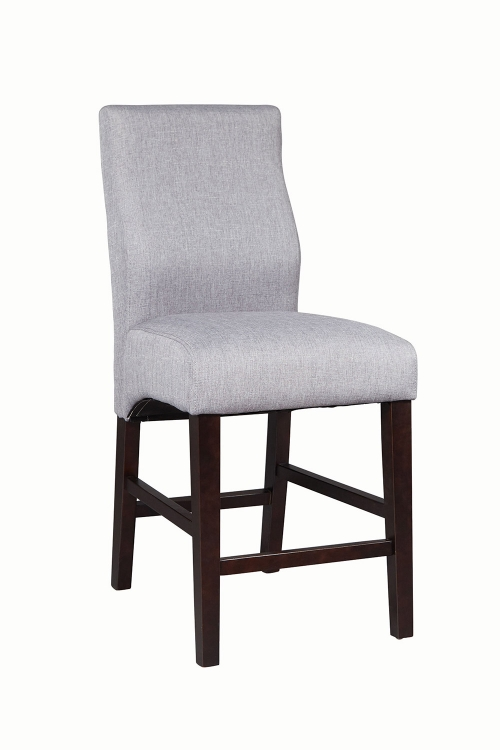 Dorsett Counter Height Chair - Grey