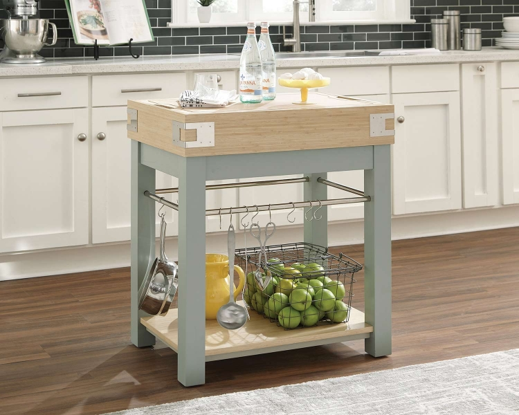 102986 Kitchen Islands - Mint