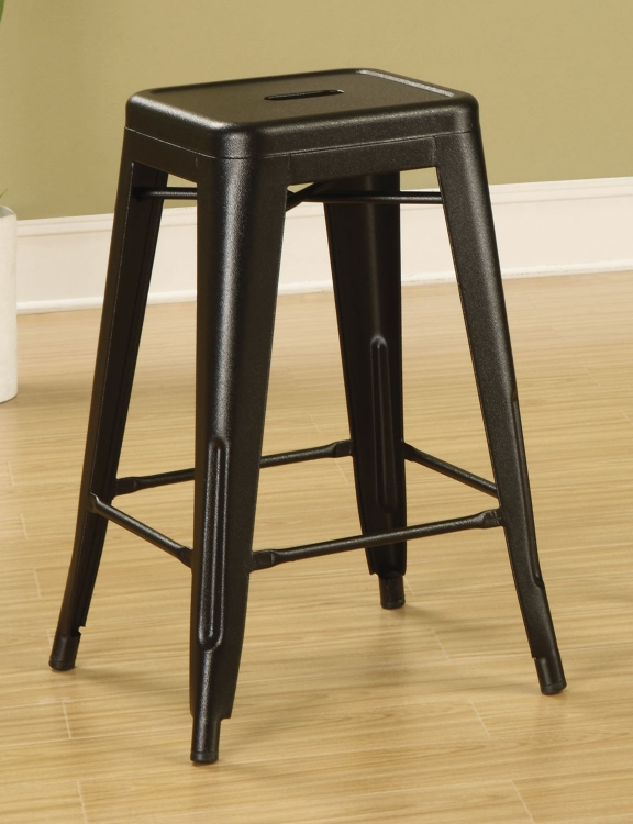 103059K Counter Stool - Black