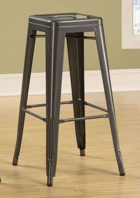 103060GN Bar Stool - Dark Grey