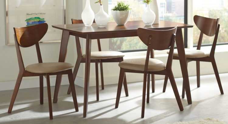 Kersey Dining Set - Chestnut