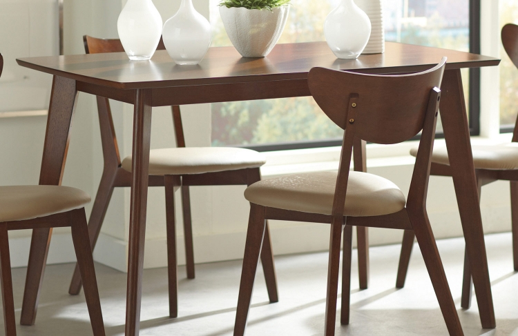 Kersey Dining Table - Chestnut