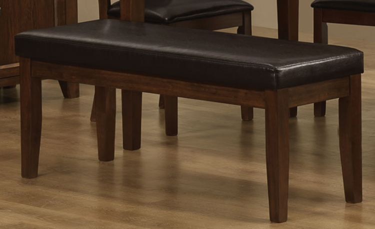 Davina Bench - Dark Oak