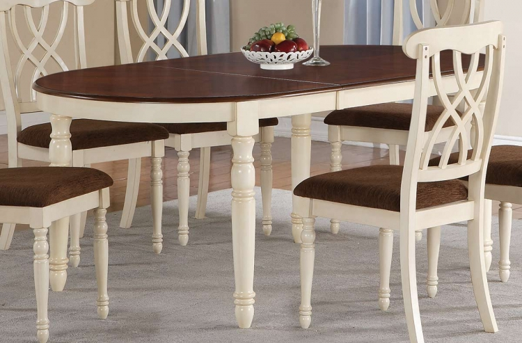 Cameron Oval Dining Table - Coaster