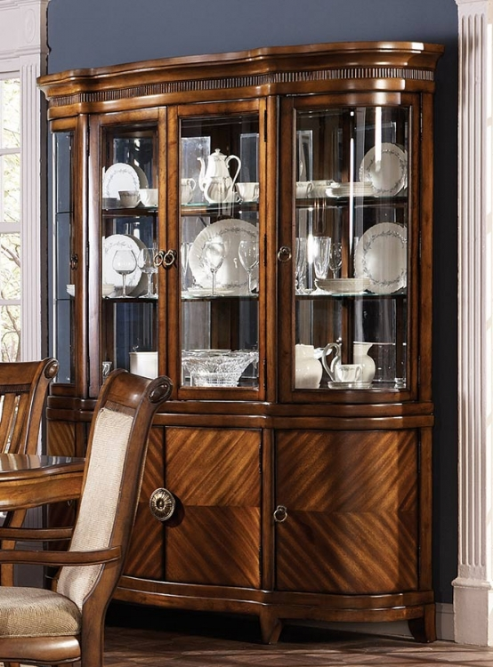 Saphrina Buffet/Hutch - Coaster